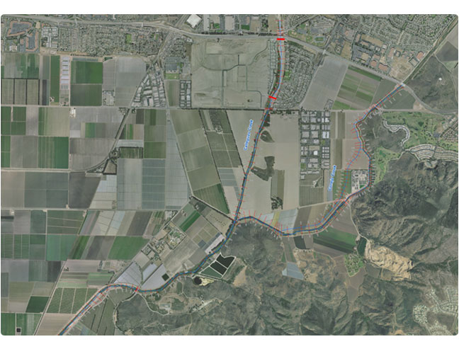Camarillo Ca Flood Maps