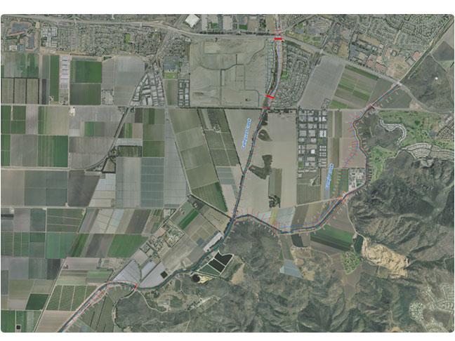 Camarillo Ca Flood Maps