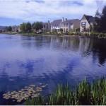 Bridgeport Lake Blue Water