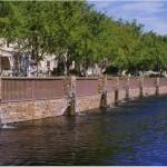 Bridgeport Lake Fountains