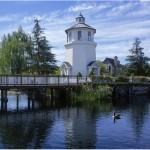 Bridgeport Lake Lighthouse