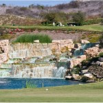 Carlsbad Golf Course Waterfall Front