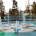Heritage Park Fountain