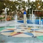 Heritage Park Fountain and Playground