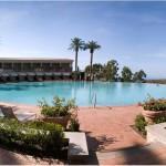 Pelican Hill Resort Pool Side View