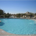 Sheraton Wild Horse Pass Resort Pool with Fountains