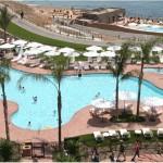 Terranea Resort Pool Aerial View