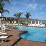 Terranea Resort Pool Side View