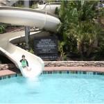Terranea Resort Water Slide