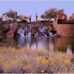 Vistancia Waterfall