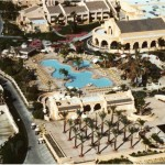 Westin Mission Hills Pool Aerial View