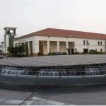 Fontana Civic Center Flat Fountain