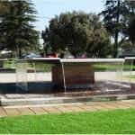Fontana Civic Center Park Fountain