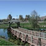 Riverwalk Stormwater Management Stream Walkway