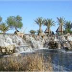 Sun City Aliante Park Rocks