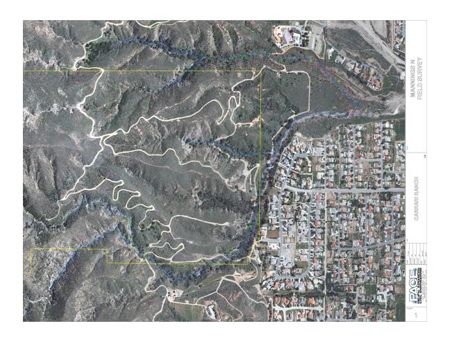 carrari ranch channel assesment